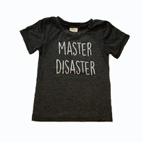 Master Disaster Baby Tee