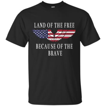 American Patriotic T Shirt For 4th Of July Memorial Day Ultra Cotton T-Shirt