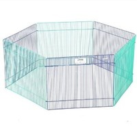 Crtitterville Small Animal Playpen