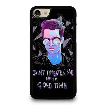PANIC AT THE DISCO BRENDON URIE iPhone 4/4S 5/5S/SE 5C 6/6S 7 8 Plus X Case