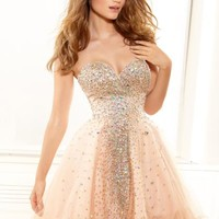Terani P3017 at Prom Dress Shop