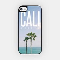 for iPhone 6/6S - High Quality TPU Plastic Case - California - Palm Tree - Beach - Wanderlust - Travel - Freedom - Hipster