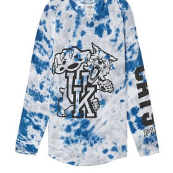 University Of Kentucky Varsity Crew Tee - PINK - Victoria's Secret