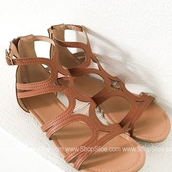 Casual Gladiator Sandals