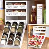 Spice Organizers - Fresh Finds - Kitchen > Storage & Organization