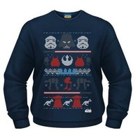 Star Wars Darth Vader Official Christmas Sweater