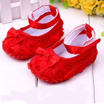 Pre-walker Shoes Infant Baby Shoes Toddler shoes soft sole