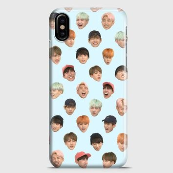BTS- KPOP Bangtan Boys iPhone X Case | casescraft