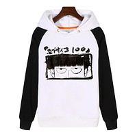 Mob Psycho 100/Mobu Anime Cosplay Costume Hoodie Men and women's clothes