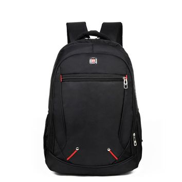 Men's Waterproof School backpack Bags for 12-15.6 Inch Laptop Travel Rucksack Bags Daypack Shoulder Pad Laptop Bag  PH040
