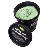 LUSH --  Facial Care Products: Mask of Magnaminty Cleanser (normal to oily skin)