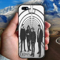 The 1975 Band - Print on hard plastic case for iPhone case. Select an option