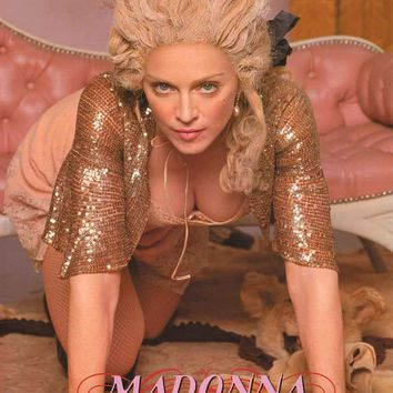 Madonna Re-Invention Tour 2004 Poster 22x34