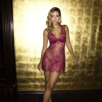 Delicate Lace Chemise