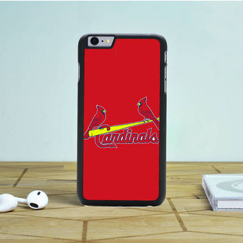 St Louis Cardinals Two Birds iPhone 6 Plus Case | Tegalega