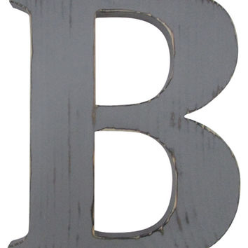 letter b rustic wall decor gallery wall wall letter wood sign wall decor rustic chic wedding