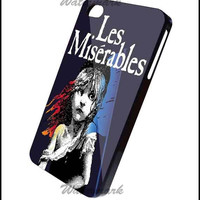 Watermark# les miserables for iPhone, Samsung Galaxy and iPod cases