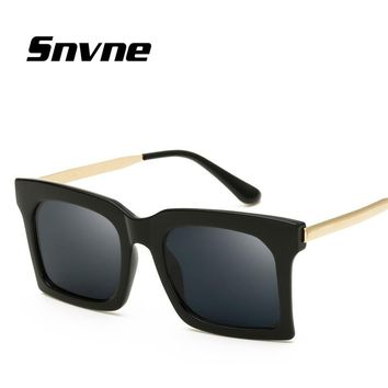Snvne Sun glasses Trendy fashion sunglasses for men women Brand design oculos gafas de sol  feminino hombre masculino KK419