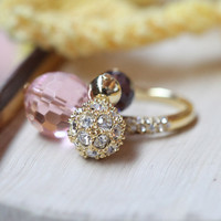 glamorous sight ring - $13.99 : ShopRuche.com, Vintage Inspired Clothing, Affordable Clothes, Eco friendly Fashion