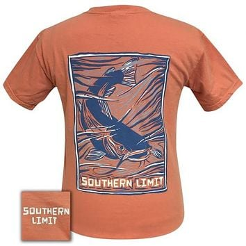 Southern Limits Catfish Comfort Colors Unisex T-Shirt