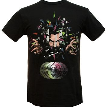 Marvel Comics Adult Doctor Strange Astral Plane T-Shirt