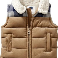 Old Navy Cord Vest For Baby