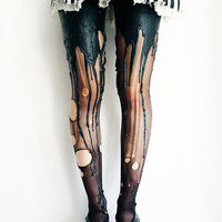 Black on Black Meltingtights | URB