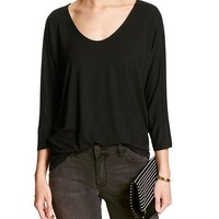 Banana Republic Womens Factory Dolman Tee