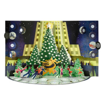 Christmas in New York Pop-Up Advent Calendar