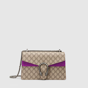 Gucci - Dionysus GG Supreme Shoulder Bag 400249KHNRN8692