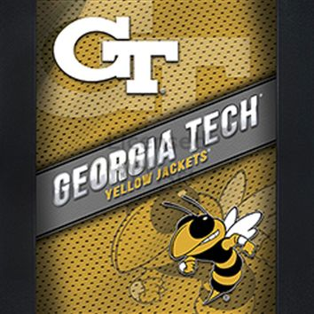 Georgia Tech Yellow Jackets | 3D Art | By PFF | Framed | 3-D | Lenticular Artwork | NCAA Licensed