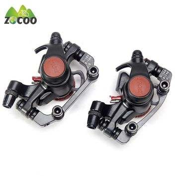 Free shipping 2017 BB5 disc brakes mountain bike mechanical Calipers Bike MTB bicycle parts 1 Pair