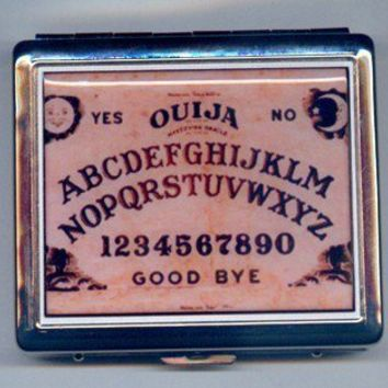 Ouija Board Pill Box