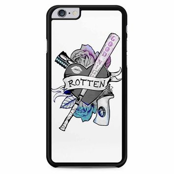 Harley Quinn Quotes iPhone 6 Plus / 6s Plus Case
