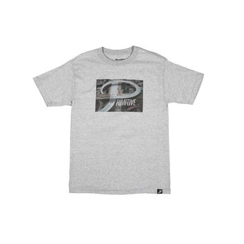HIGHWAYS TEE - ATHLETIC HEATHER