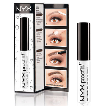 NYX - Proof It! Waterproof Eyebrow Primer - PIEB01