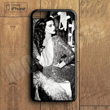Katy Perry  Plastic Case iPhone 6S 6 Plus 5 5S SE 5C 4 4S Case Ipod Touch 6 5 4 Case iPhone X 8 8 Plus