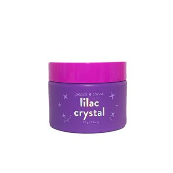 Lilac Crystal Brightening Shimmer Peel-off Mask
