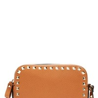Valentino 'Rockstud - Alce' Calfskin Leather Camera Crossbody Bag | Nordstrom