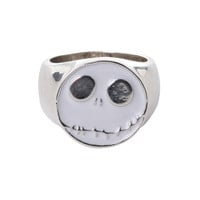 The Nightmare Before Christmas Jack Head Ring