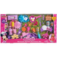 Minnie Bow-Tique Bowtastic Kitchen Accessory Set - Walmart.com