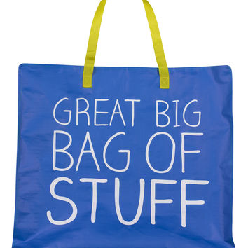 Great Big Bag of Stuff Tote Bag