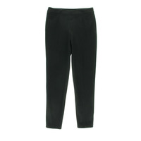 Jones New York Womens Audrey  Ponte Flat Front Dress Pants
