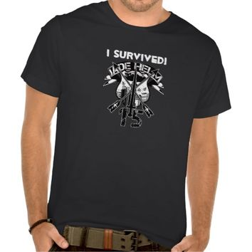 I Survived Jade Helm 15 Military Training in 2015 Tee Shirt