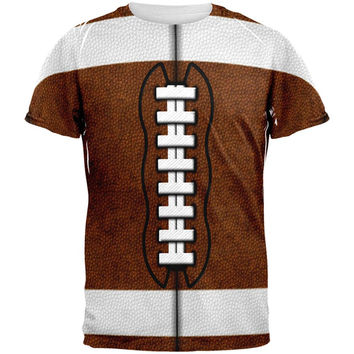 Football Two-Sided Costume All Over T-Shirt