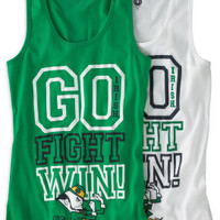 CHAMPION PRODUCTS : F1236D Racerback Tank : Hammes Notre Dame Bookstore