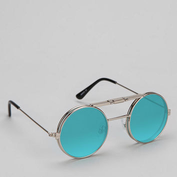 Urban Outfitters - Spitfire Lennon Flip Round Sunglasses