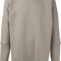 Stephan Schneider Quilted Sweatshirt - Wrong Weather - Farfetch.com