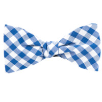 CLASSIC GINGHAM - ROYAL BLUE