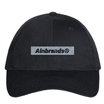 ALNBRANDS® Unisex 6-Panel Twill Unstructured Cap by